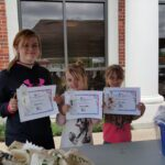 2016 Fayette Cares Plant Sale three coloring contest winners 5417