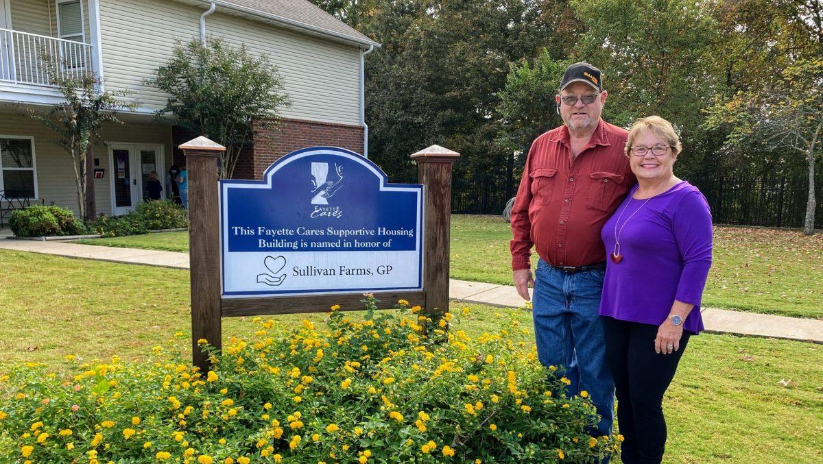 2020 Shelter Naming Sullivan Farms