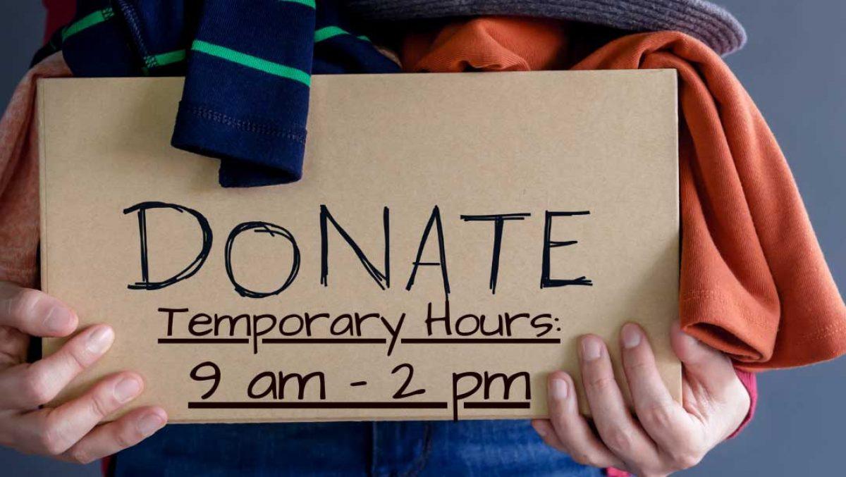 Donate---thrift